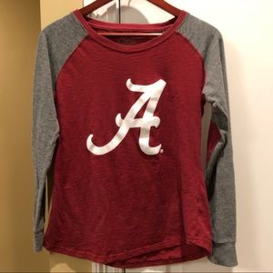 👑University of Alabama Long Sleeve